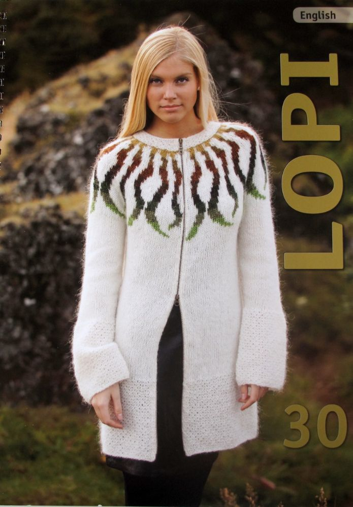 Lopi pattern book No. 30